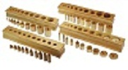 Cylinder Blocks Montessori