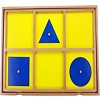 Demonstration Tray Montessori