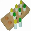 Smelling bottles Montessori